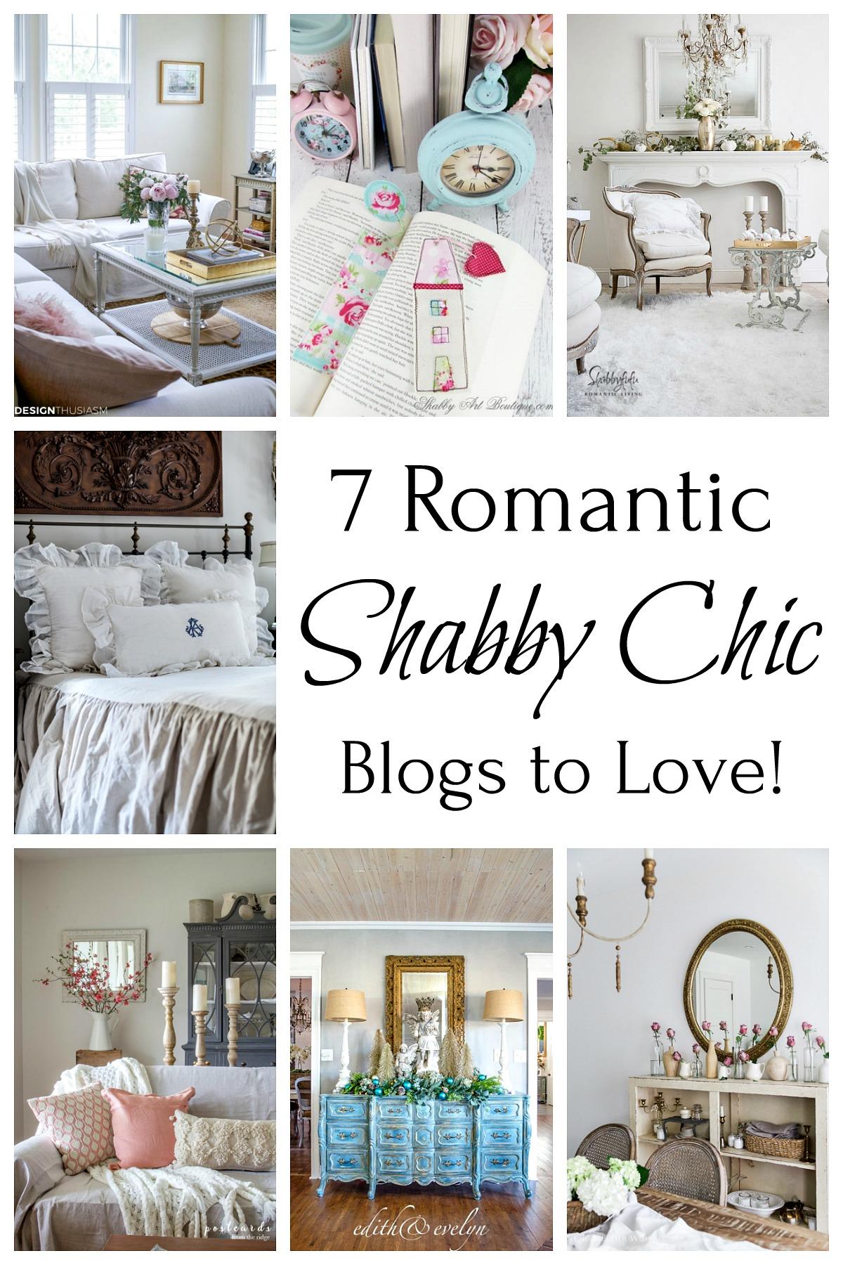 Partiamo da quella che è la più semplice delle domande: 7 Romantic Shabby Chic Blogs To Follow Town Country Living