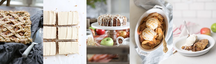 Collection of Fall Apple Recipes - Taste of the Season