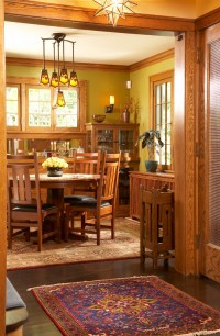 Warm and Inviting Craftsman Home - Town & Country Living