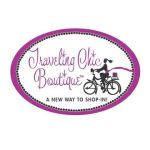 Traveling Chic Boutique Logo