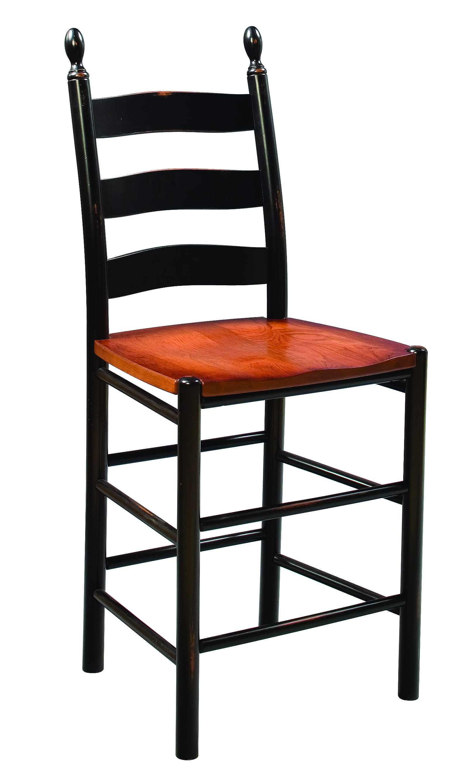 ladderback dining chairs ladder back room shaker chair town and country furniture