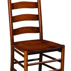 Ladderback Dining Chairs Posture Recliner Chair Shaker Town And Country Furniture