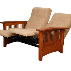Mission Recliner Chair Plans High Bar Table And Set Style Reclining Sofa Town Country Furniture
