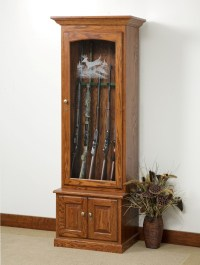 6 Gun Cabinet - Town & Country Furniture