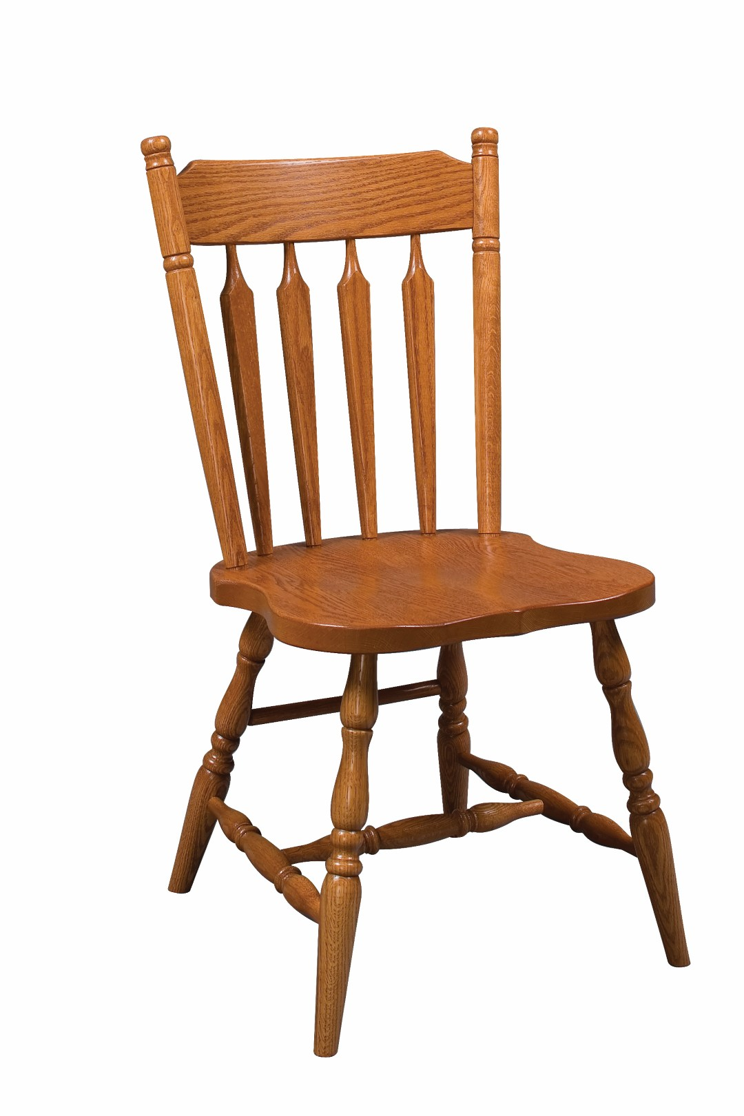 solid oak pressed back chairs chair cover for wedding on sale colonial arrowback town and country furniture