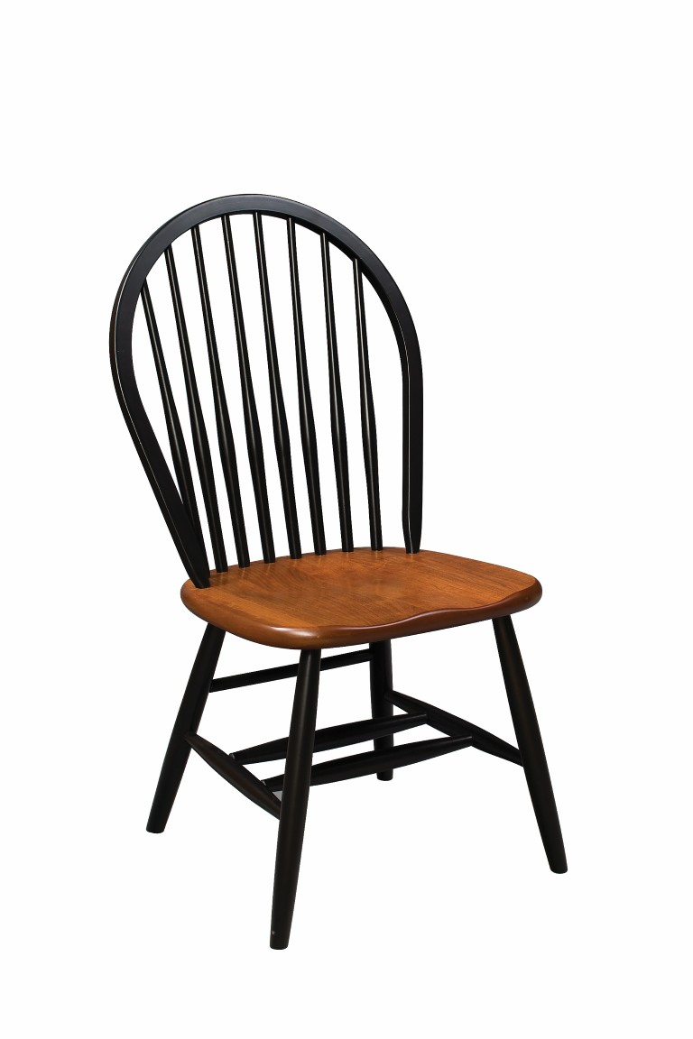 Eight Spindle Windsor Dining Chair  Town  Country Furniture