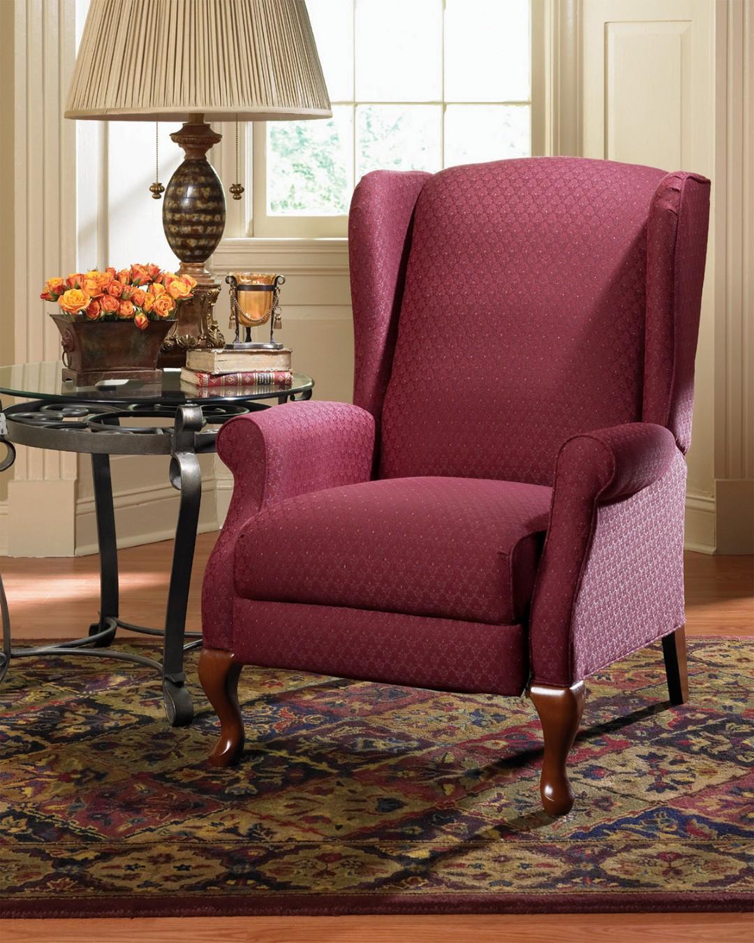 Kimberly High Leg Recliner  Town  Country Furniture