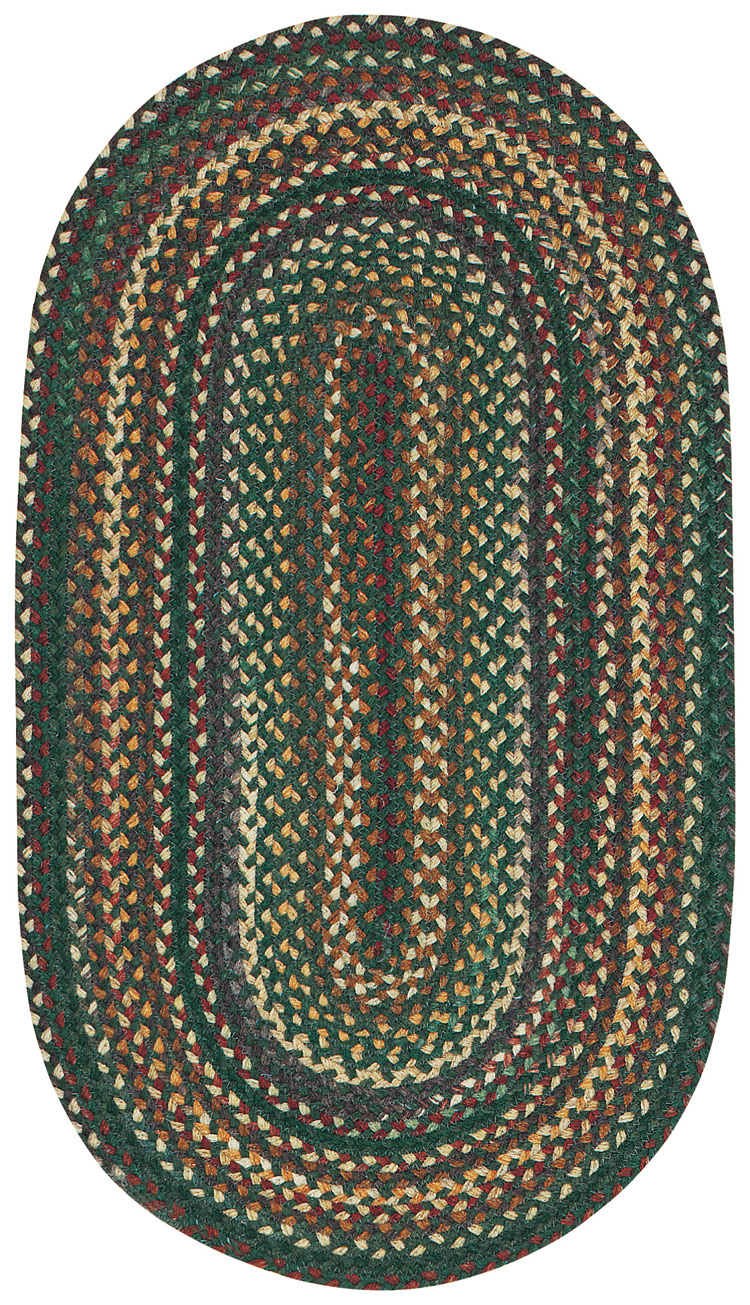 Capel Bear Creek Braided Rugs  Town  Country Furniture