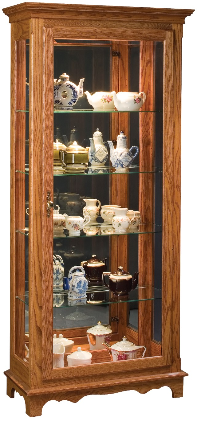 705 Curio Cabinet  Town  Country Furniture