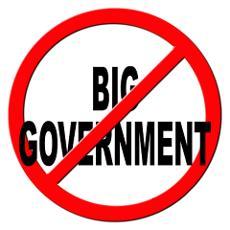 Government, go away!