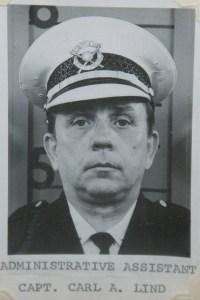 Captain Carl A. Lind