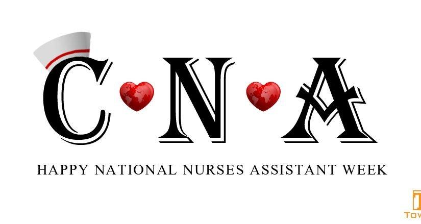 CNAS MAKE THE WORLD GO ROUND  Towne Nursing
