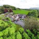 Aerial Image of Ribble Valley Care Home