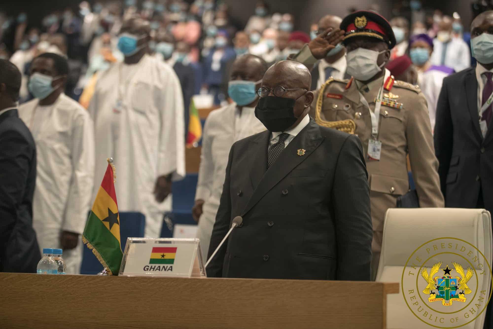 Akufo-Addo elected ECOWAS chairman