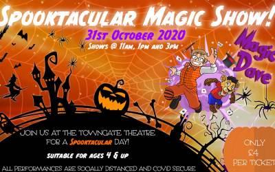 Spooktacular Magic Show