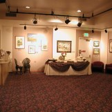 Private event held at Town Hall Arts Center in the Stanton Art Gallery