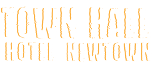 Town Hall Hotel Newtown logo