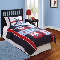 Top 28 - Hockey Comforter Set - nhl hockey montage 3pc bed ...