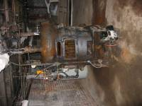 The old furnace. a classic. I wish I could have kept it