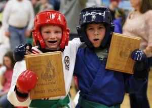 Martial Arts tourney
