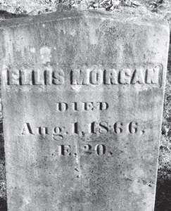 Ellis Morgan Freed Man
