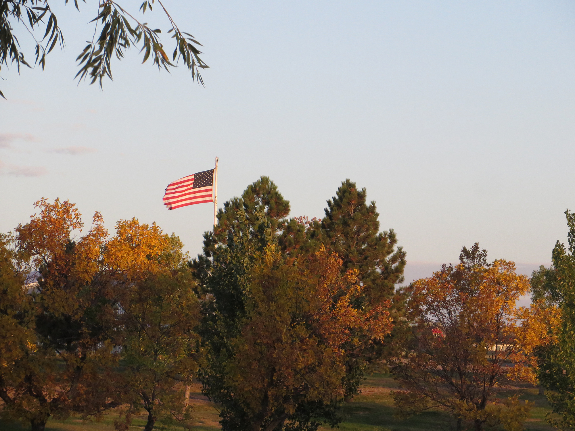 Patriot Autumn