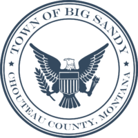 Town of Big Sandy, Montana seal