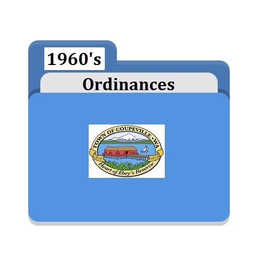 folder-blue-icon - 1960 Ordinances