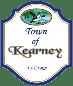 Town of Kearney Shield Logo