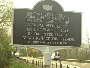 SR Historic Marker