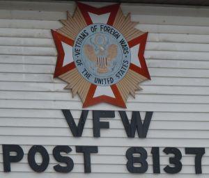 VFW Emblem 8137