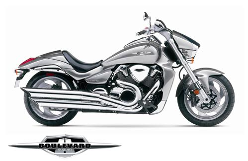 Suzuki boulevard pictures. Photo 7.