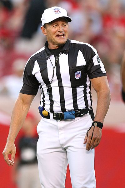 NFL Preview Bonanza Ranking The Refs No Pun Intended