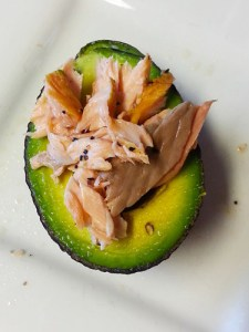 Healthy fats avocado fish olive oil seeds