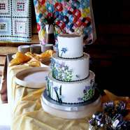 Cakes, Centerpieces and Hors d'oeuvre Ideas