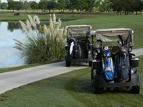 You Could Win 1 of 4 Cars Just for Playing Golf in Lubbock