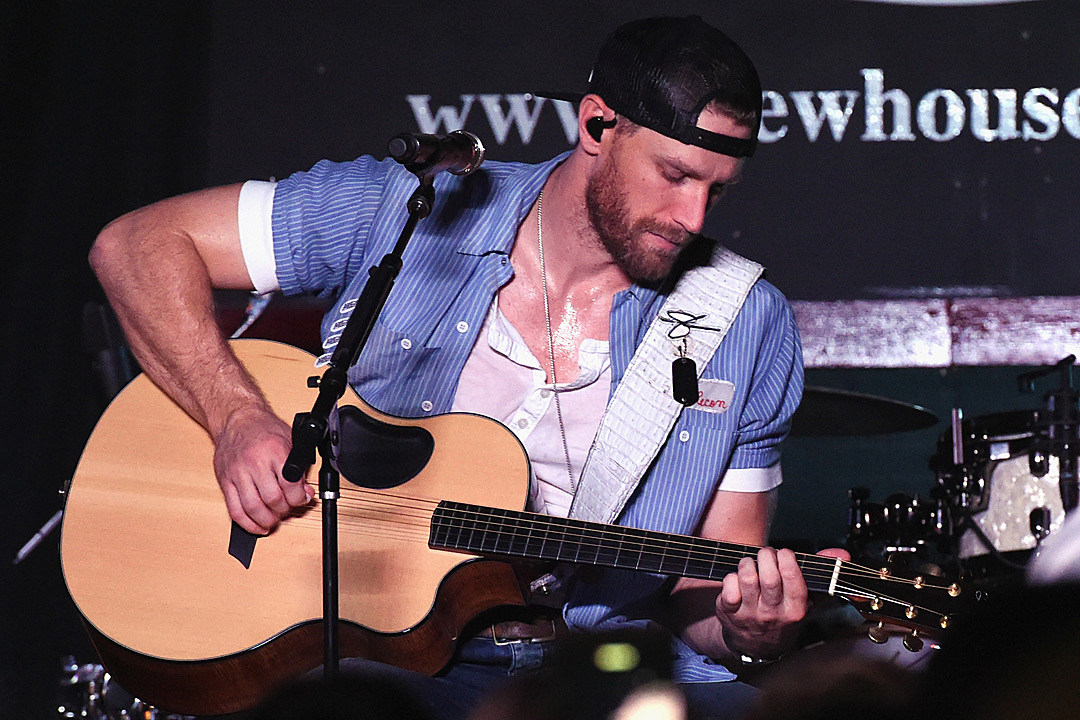 Chase Rice Undergoes Surgery After Music Video Injury
