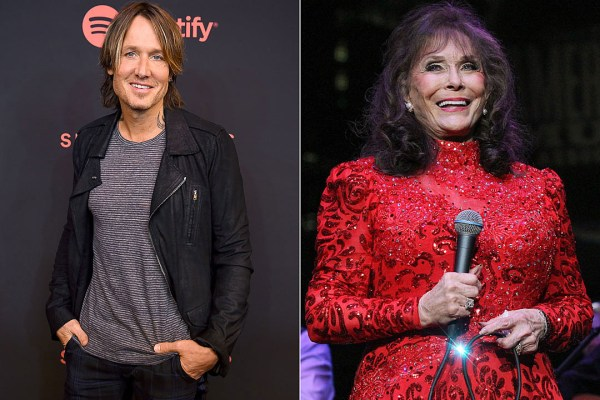 Keith Urban Says He Will Grant Loretta Lynn S Wish At
