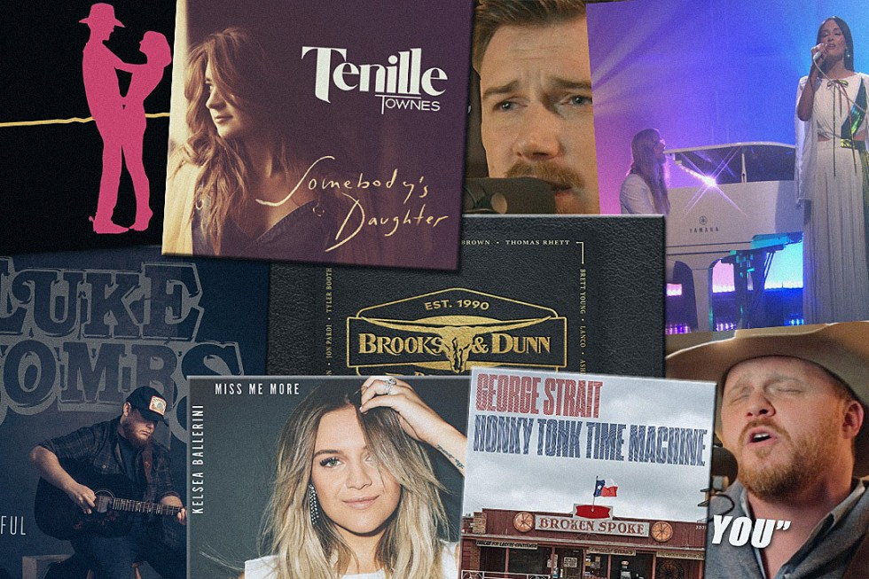 top country songs of