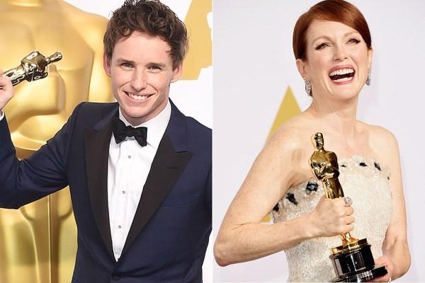 2015 Oscars Winners List