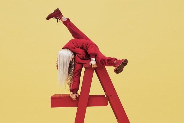 Fall Out Boy Wallpaper Logo Billie Eilish Drops Copycat Announces Debut Ep