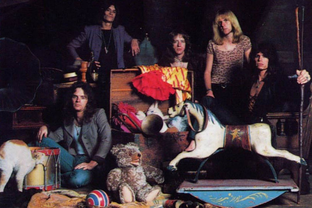 How Aerosmith Made Their Legend With Toys In The Attic