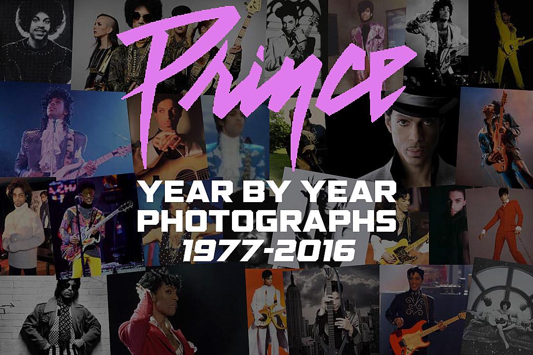 Prince Year 1977-2016