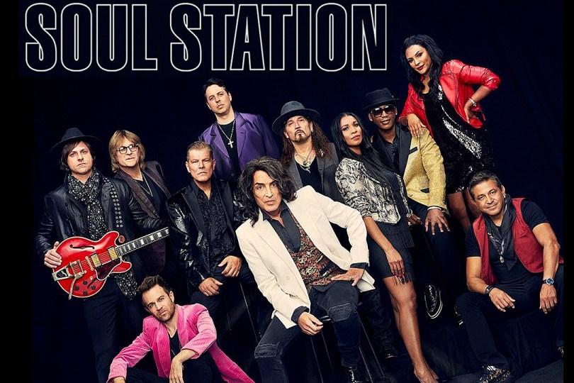 Paul Stanley Announces Soul Station Album, 'Now and Then'