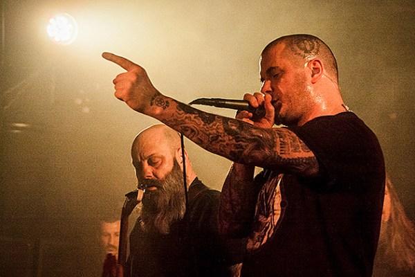 Pantera Down Frontman Phil Anselmo Praises Record Store