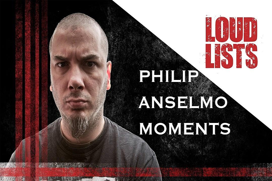 10 Unforgettable Philip Anselmo Moments