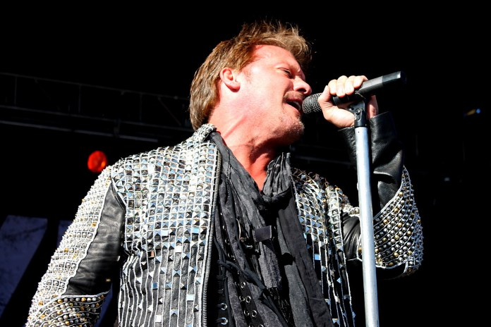 Fozzy's Chris Jericho Talks Success of New Single 'Judas' + More