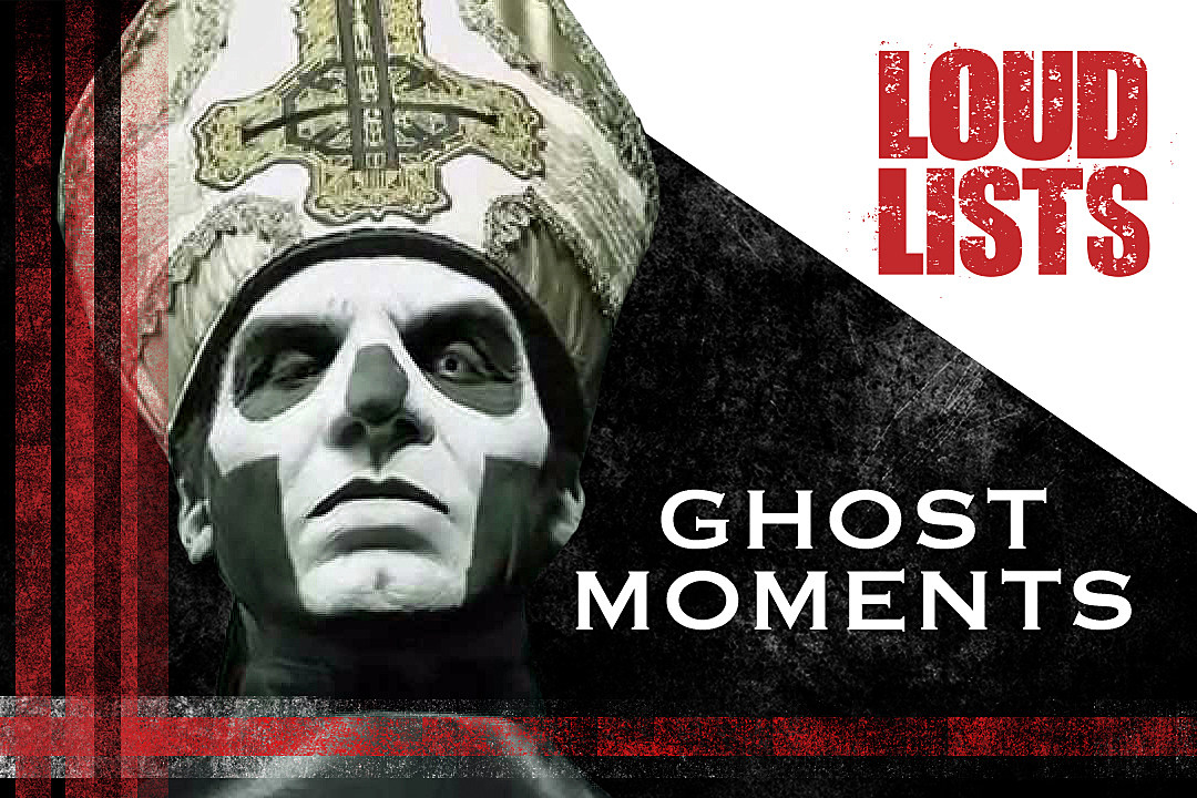 10 Unforgettable Ghost Moments