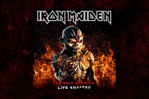 Iron Maiden The Book Of Souls Live Chapter Album Review