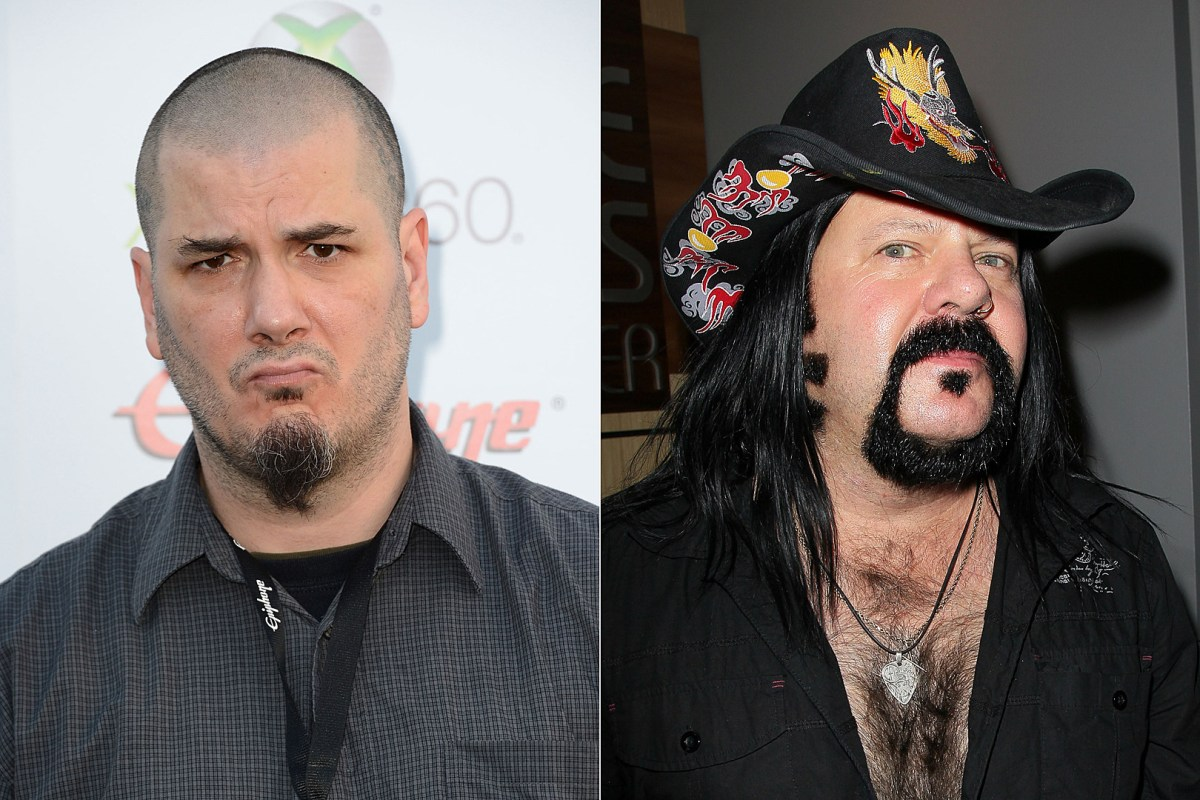 Philip Anselmo Reveals How He Learned Of Vinnie Paul S Death